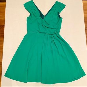 Kate Spade Kelly Green Lucia Dress, Size 8